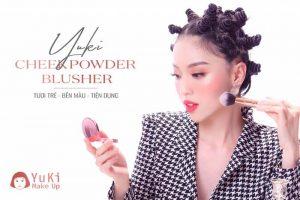 Phấn má hồng Yuki Makeup