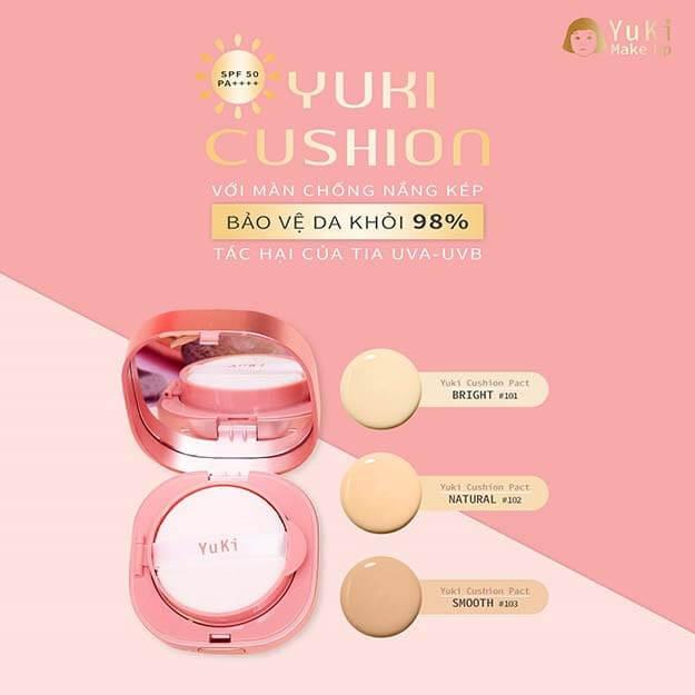 Phấn nước Yuki Cushion