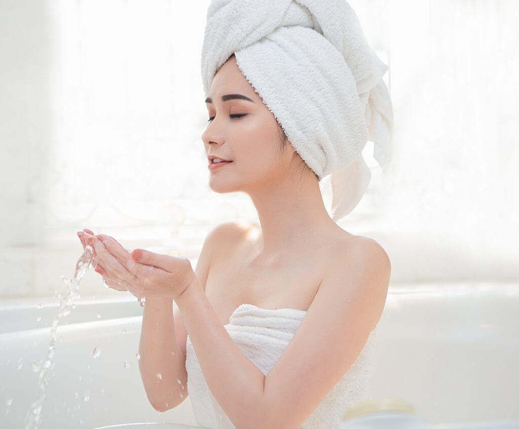 bạn đã rửa mặt đúng cách chưa Hanayuki