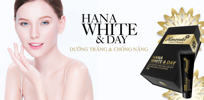 Kem Hana White Day